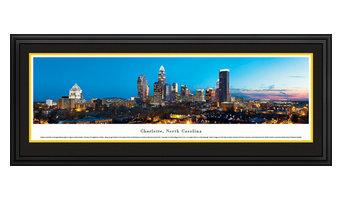 Charlotte, North Carolina, Deluxe Frame