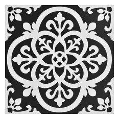 Gothic Peel & Stick Floor Tiles