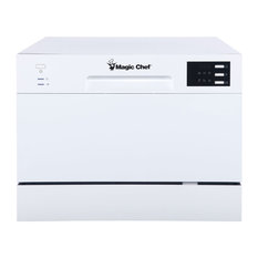 Energy Star 6-Place Setting Countertop Dishwasher