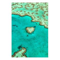 Fine Art Photograph, Heart Reef I, Fine Art Paper Giclee
