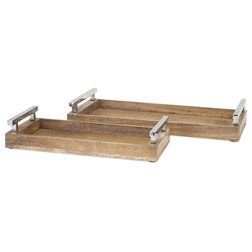 Transitional Serving Trays by VirVentures