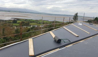The Private Dwelling Strandhill - Fully Adhered Warm Roof