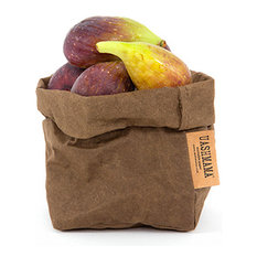 - LARGE PAPER BAG - Corbeille à Fruits