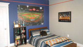 Gainesville Kids Bedrooms