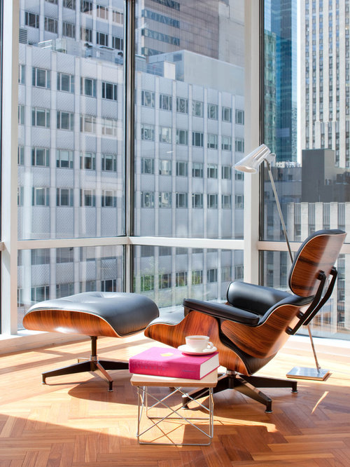 Eames Lounge Chair - Eames Lounge Chair Houzz