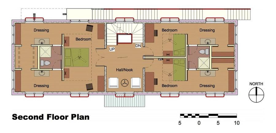Modern Classic Bedrooms