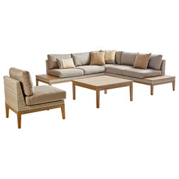 Tropical Outdoor Lounge Sets by South Sea Outdoor Living