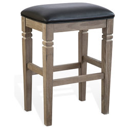 Farmhouse Bar Stools And Counter Stools by Sunny Designs, Inc.