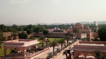 R Chandras Resort