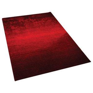 Rio Weavers Red Rectangular Rug, 160x230 cm
