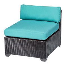 TKC Belle Outdoor Wicker Chair in Aruba (Set of 2)