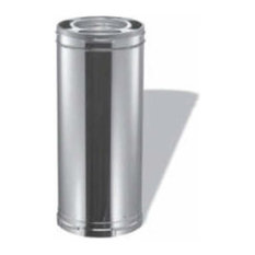 "DuraVent 6DP-06 6"" Inner Diameter - DuraPlus Class A Chimney Pipe - Triple Wall"