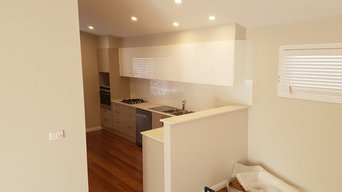 Kitchens for our builders