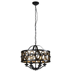 Transitional Chandeliers by A Touch of Design