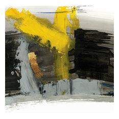 """Hive I"" Fine Art Canvas Print, 72""x72"""