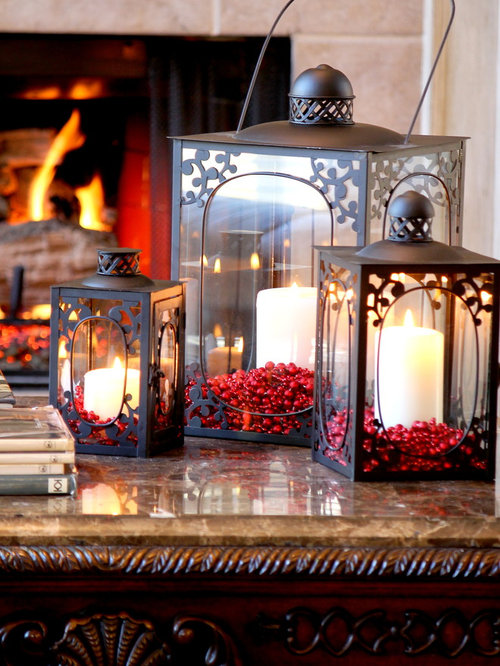christmas lantern houzz