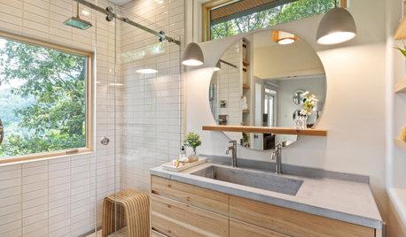 Standard Bathroom Dimensions That Ensure Efficiency & Comfort