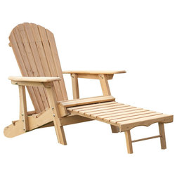 Transitional Adirondack Chairs by YourGardenStop