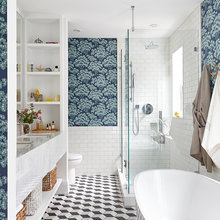 Room of the Day: Canadian Modern Bathroom