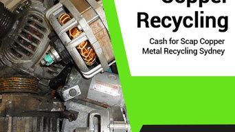 Scrap Metal Recyclers in Sydney