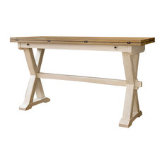 Universal Furniture Company - Drop Leaf Console Table - Console Tables