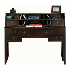 Eagle Furniture Manufacturers   Eagle Furniture Coastal Writing Desk, Hazy  Sunrise   Desks And Hutches