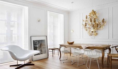9 praktiska knep för att blanda antika möbler i ett modernt hem