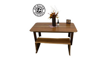 Black Walnut Bookmatched - table