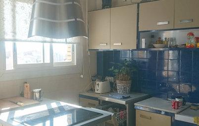 Una nueva cocina, sencilla y funcional, pensada para un chef