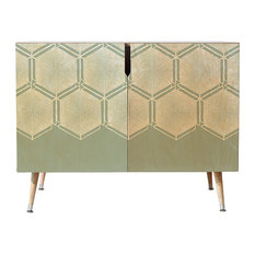 """Dash and Ash Pacific Place Credenza, 38""""x20"""""""