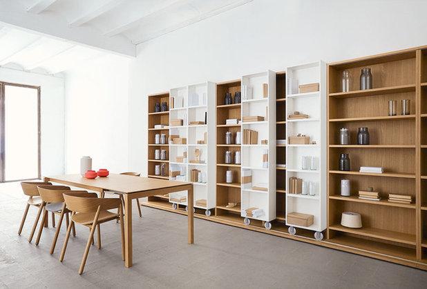Literatura: La librería con ruedas que es un clásico del diseño español