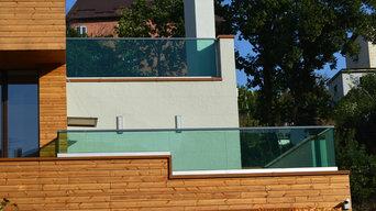 Ограждения террас, балконов