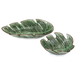 Tropical Decorative Bowls by IMAX Worldwide Home