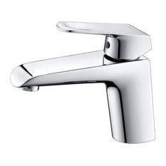 Basin Faucet, Chrome Finish