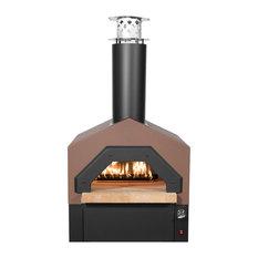 Americano Hybrid Countertop Gas Pizza Oven, Terra Cotta, Natural Gas (NG)