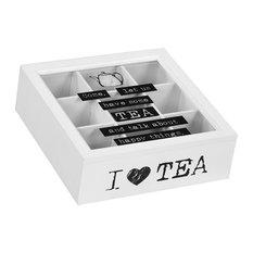 I Love Tea Storage Box