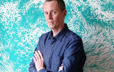 Portrait d'artisan : Le design mural selon Régis Sénèque