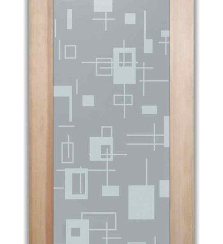 Bathroom Doors   Interior Glass Doors Frosted   Cross Bars   Interior Doors Part 44