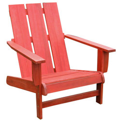 Contemporary Adirondack Chairs by International Caravan