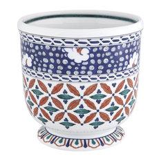 Vista Alegre Porcelain Niceia Vase Jardim