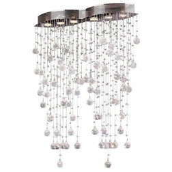 Best Contemporary Flush mount Ceiling Lighting by Mylightingsource