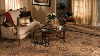 Karastan Carpet Flooring - High Definition Room Scenes
