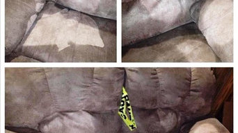 Soot Covered Couch