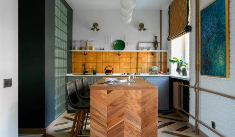 Маленькая квартира: Действительно новые идеи ее «увеличения»