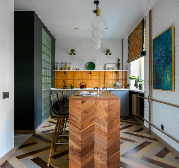 Современный Кухня by CODIA