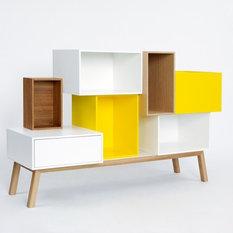 Modernes arbeitszimmer  Modernes Arbeitszimmer- & Home-Office-Zubehör