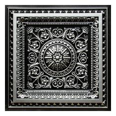 "La Scala, Faux Tin Ceiling Tile, 24""x24"", #223"