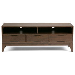 Midcentury Entertainment Centers And Tv Stands by Simpli Home Ltd.