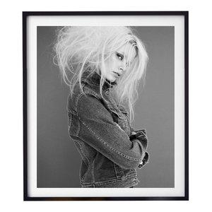 """Blonde 002"" Fashion Photography Print, Framed, 58x71 cm"