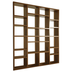 Contemporary Bookcases by fif